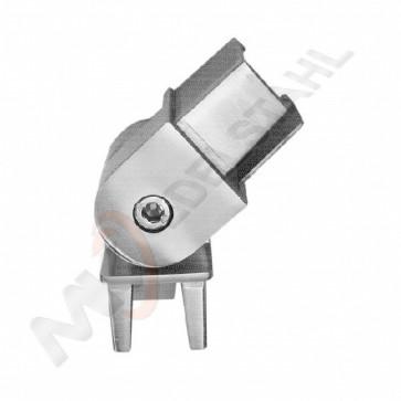 Gelenkverbinder stellbar ±90°, 40x40x2mm