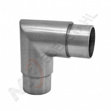 Rohrbogen eckig d33,7mm